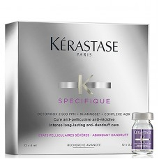 Kerastase CURE ANTI-PELLICULAIRE 12*6ml