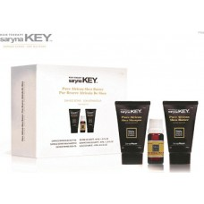saryna KEY Damage Repair Treatment kit (Shampoo 40ml, Butter 40ml & Oil 10ml)