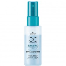 Schwarzkopf Professional BC Bonacure Hyaluronic Moisture Kick Spray Conditioner (50ml) - TRAVEL