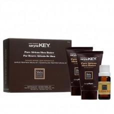 Saryna KEY PURE AFRICA SHEA DAMAGE REPAIR  (SHAMPOO 40ML,BUTTER 40ML,OIL 10ML)