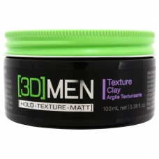 Schwarzkopf Professional [3D]MEN Texture Clay (100ml)