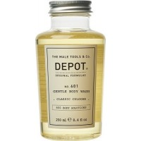 Depot Gentle Body Wash White Cedar 250ml