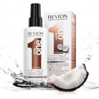REVLON PROFESSIONAL UNIQ-ONE ALL IN ONE HAIR TREATMENT COCONUT EDITION 150ML