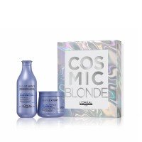 COSMIC BLONDE - Shampoo 300ml & Mask 250ml