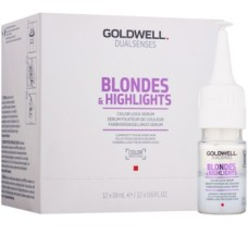 Goldwell Dualsenses Blondes & Highlights Intensive Serum 12x18ml