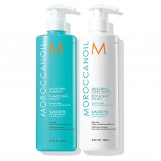 Moroccanoil Smoothing Shampoo 250ml&Conditioner 250ml