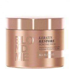 Schwarzkopf Professional BLONDME Keratin Restore Bonding Mask -All Blondes-(200ml)