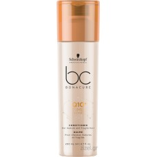 Schwarzkopf Professional BC Bonacure Q10+ Time Restore Conditioner (200ml)