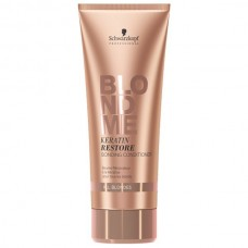 Schwarzkopf Professional BLONDME Keratin Restore Bonding Conditioner (200ml)