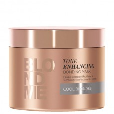 Schwarzkopf Professional BLONDME Tone Enhancing Bonding Mask - Ψυχρά Ξανθά (200ml)